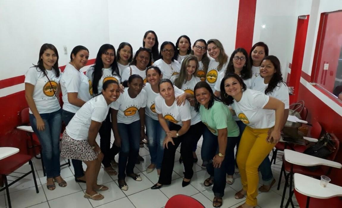 Aula inaugural em São Miguel do Guamá, curso de Gestão e Planejamento de Políticas Públicas em Serviço Social