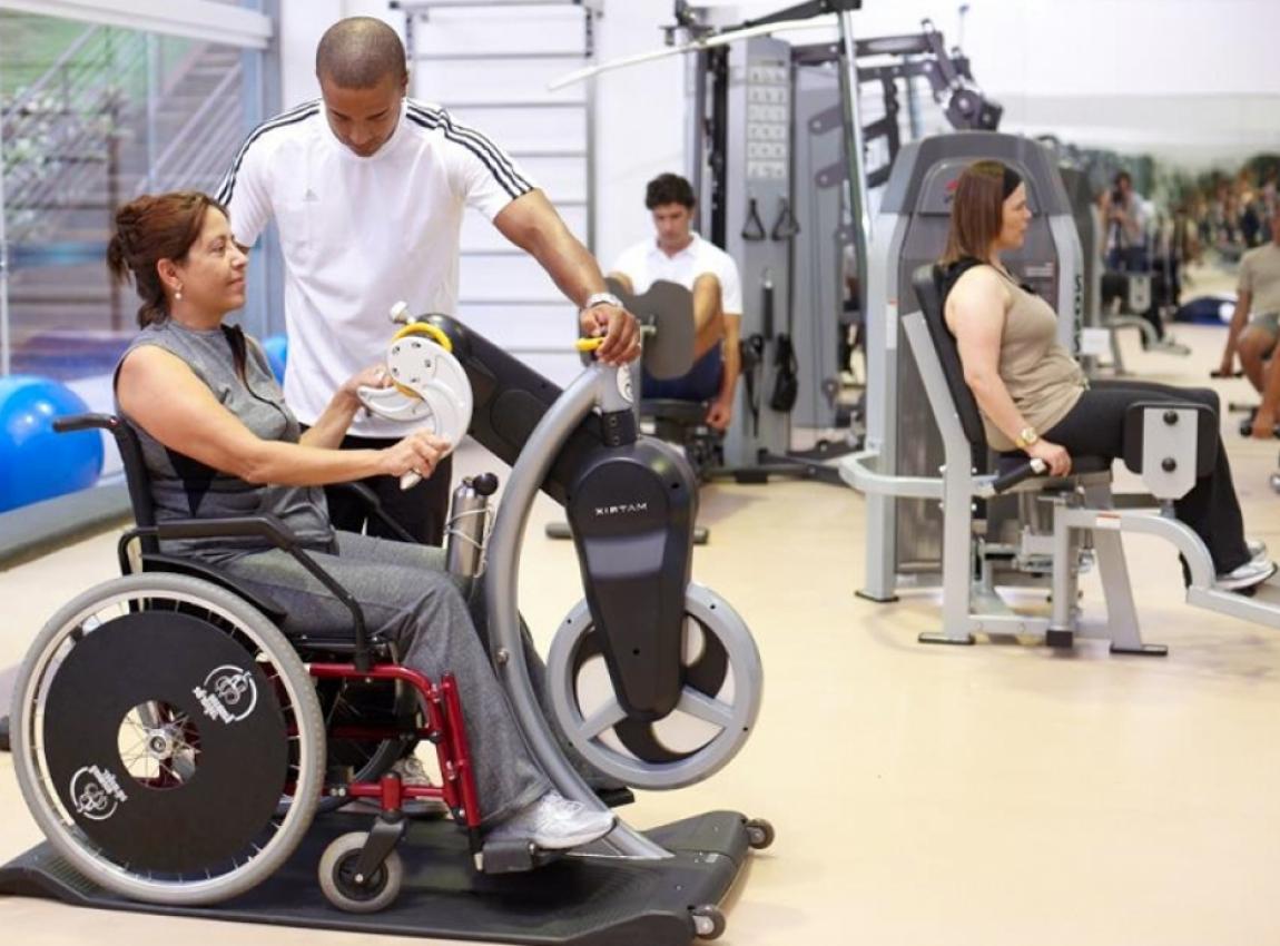 Educação Física voltada às Pessoas com Deficiência