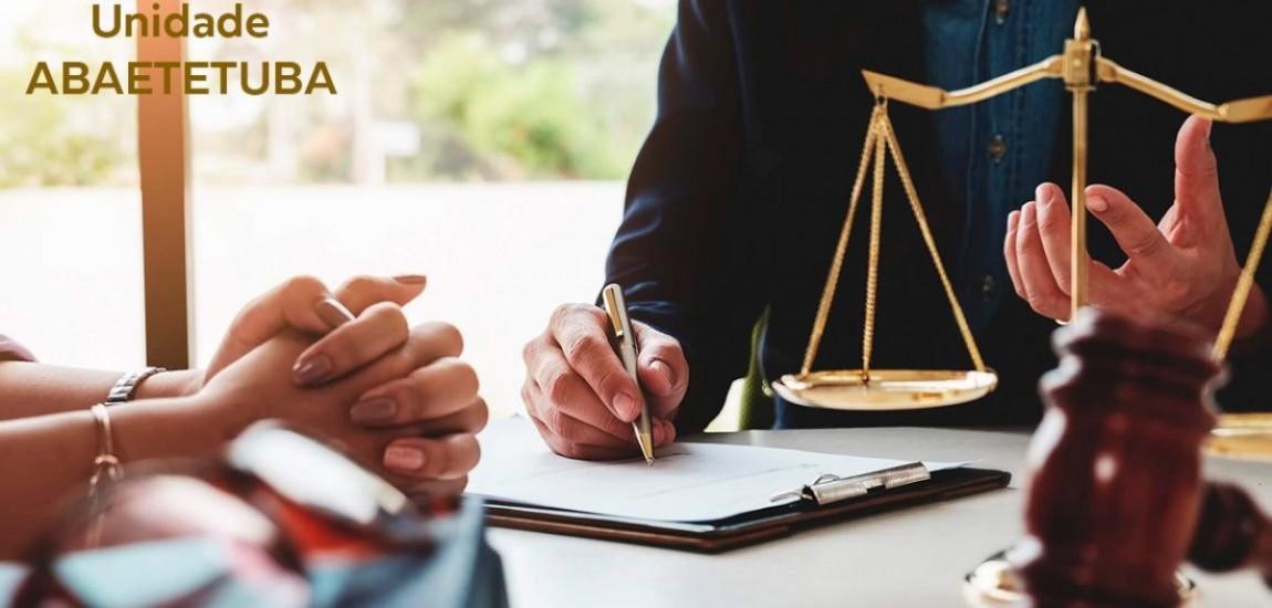 Direito Civil e Processo Civil - Abaetetuba - Início Previsto 21/08/2021
