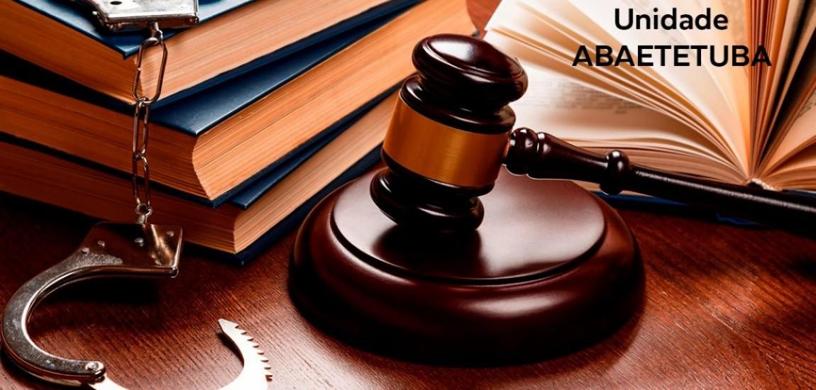 Lato Senso em Direito Penal e Criminologia - Abaetetuba - Início Previsto 09/01/2021