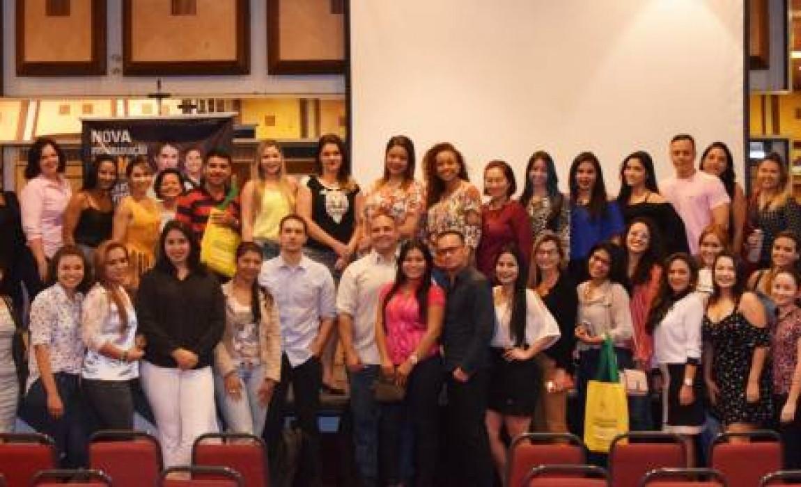 Esamaz promoveu palestra sobre Nutrição Esportiva