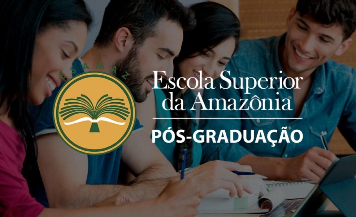 ESAMAZ apresenta sua nova Pós-Graduação
