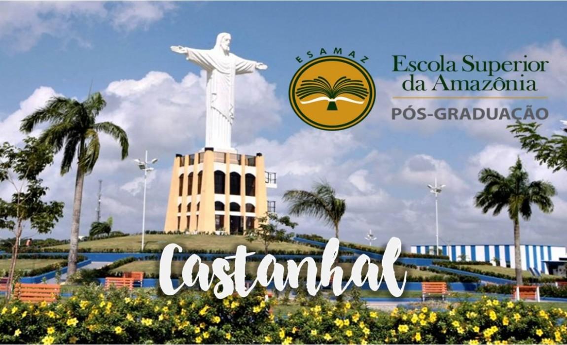 ESAMAZ inicia turma de Pós–Graduação no município de Castanhal