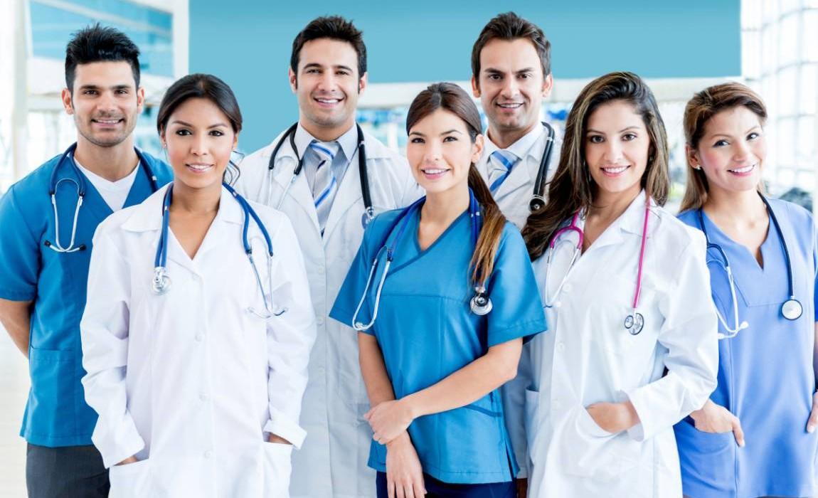 O mercado de trabalho na Área de saúde