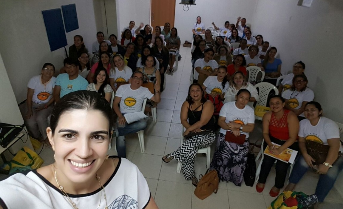 Primeira aula em Gestão e Planejamento de Políticas Públicas em Serviço Social em Castanhal