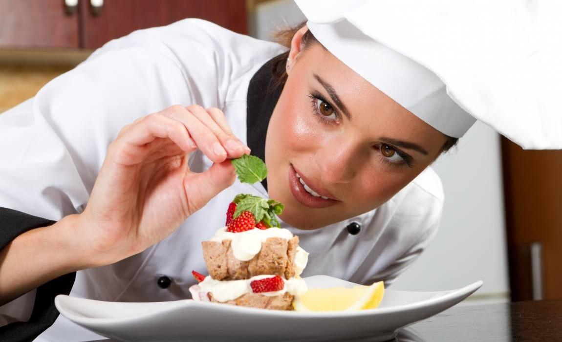A carreira em gastronomia