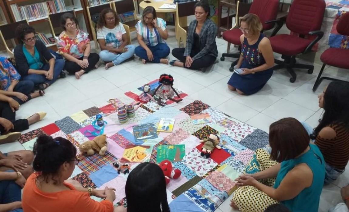 Aula Magna do Curso de Especialização em Formação de Contadores de Histórias e Mediadores de Leitura/TURMA DE MARABÁ