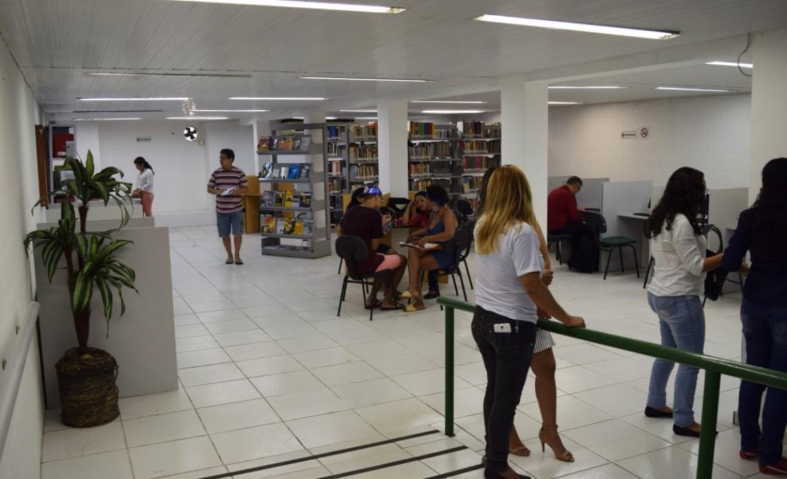 Biblioteca Pós Esamaz é inaugurada na unidade Arcipreste