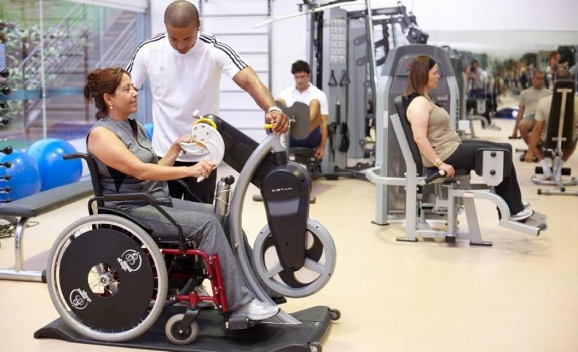 O profissional de Educação Física voltado à pessoas com deficiência
